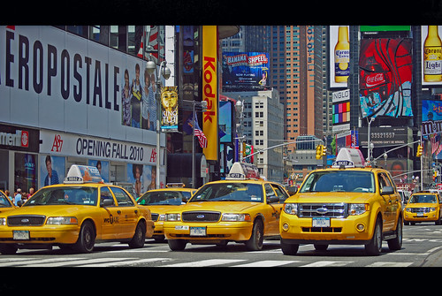 New York - Hep  taxi !!!