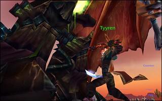 Tyyren vs Fel Reaver