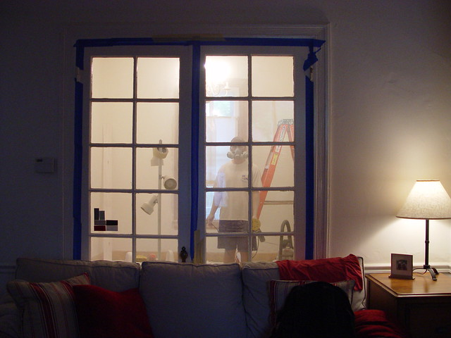 How To Fix Plaster Like a Boss: Sand Baby Sand - Old Town Home