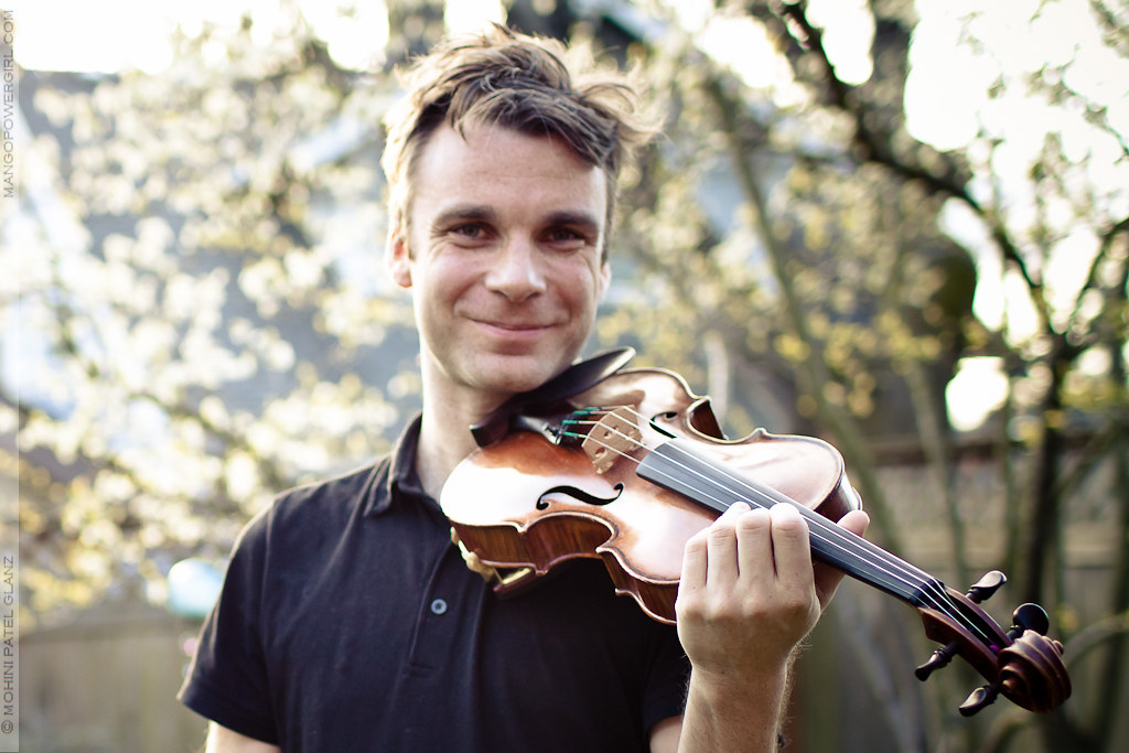 violinist sebastian lange