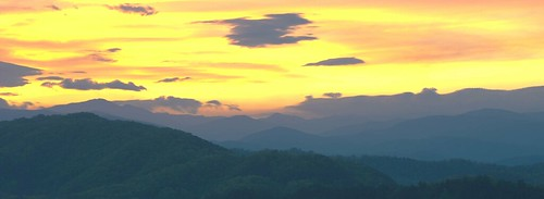 eastersunrise smokymountainsunrise