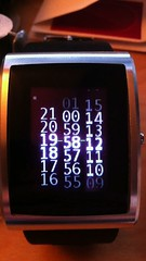 Odometer clock