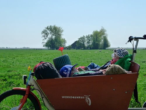 bakfiets-tocht-noord-holland 4