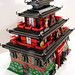 Ninjago Red Castle