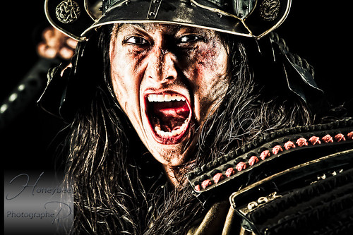 Warrior at Photoshopworld Orlando 2011