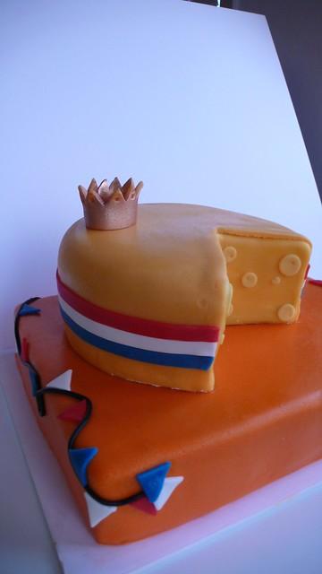 Dutch Gouda Cake