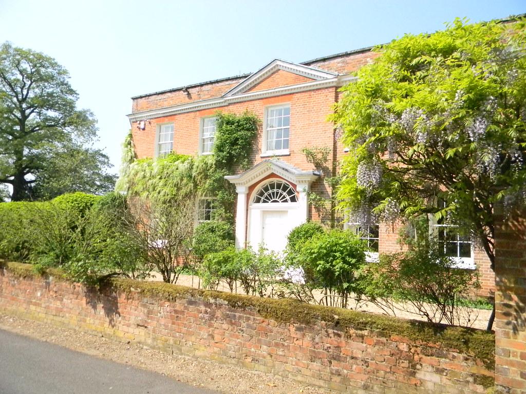 Ashe House Overton Circular