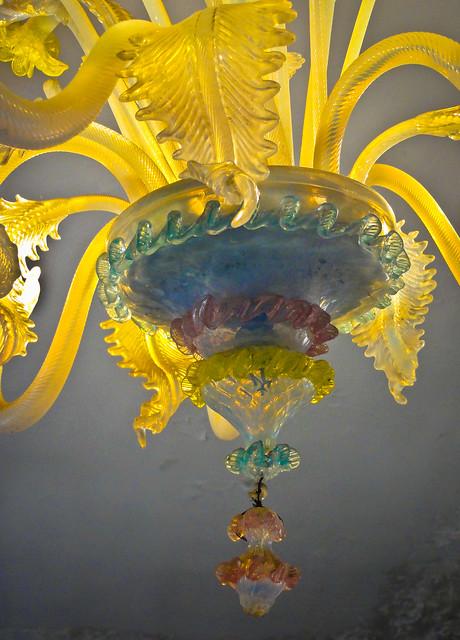 Murano chandelier, lampadario - a photo on Flickriver