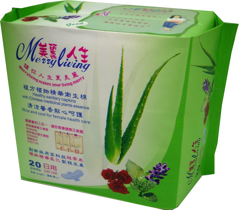 MerryLiving™ REGULAR Sanitary Napkins/Pads