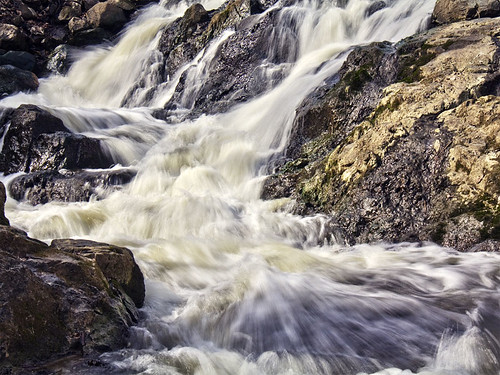 fall water canon waterfall eau cascade chute hdr oka