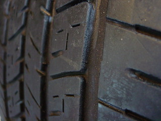 Treads on a Tire