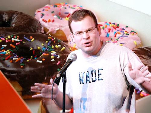 Adam Wade Loves Dunkin' Donuts
