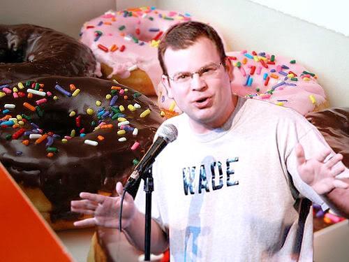 Adam Wade Loves Dunkin' Donuts