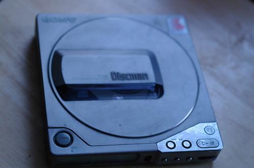 Sony D-250 Discman