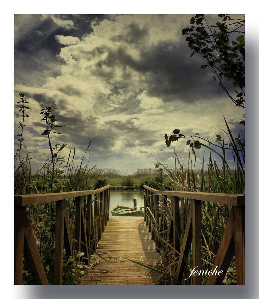 el puente de la barca
