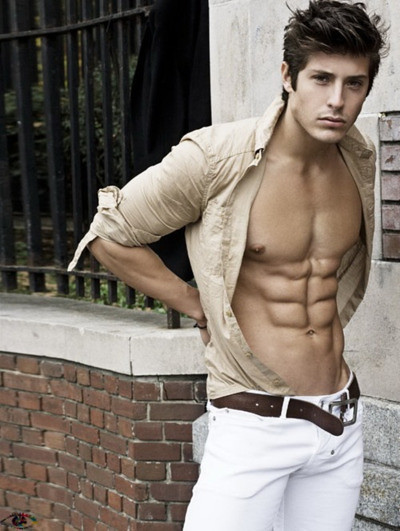 Muscular Gay Guy 7