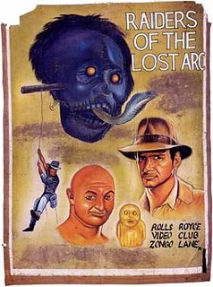 RIDERS OF THE LOST ARK