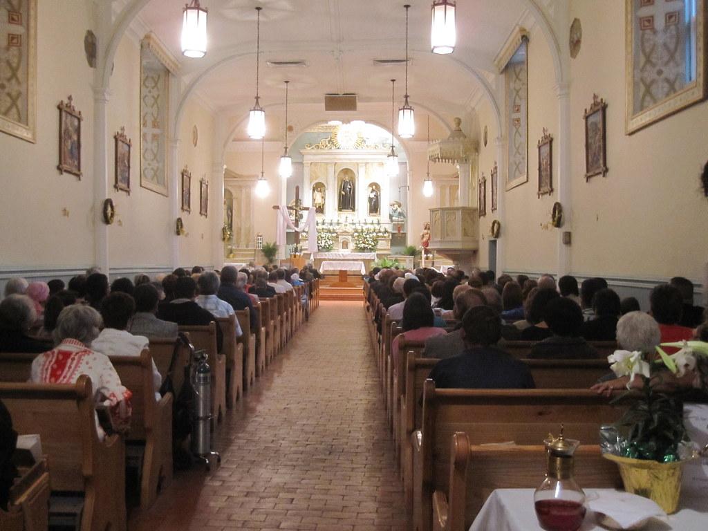 Easter Mass 2011