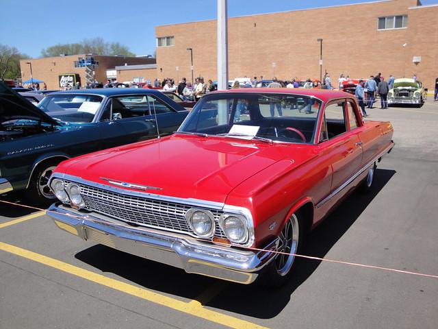 63 Chevrolet Bel Air Flickr Photo Sharing