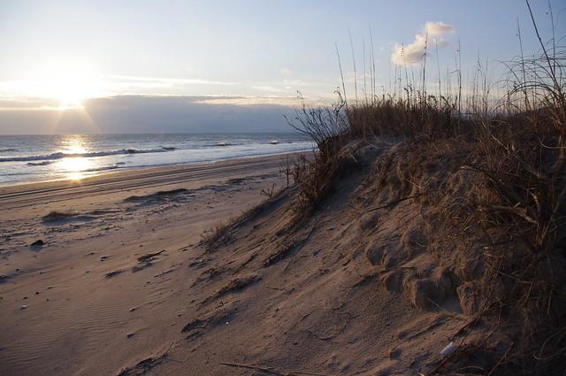 False Cape State Park sunrise