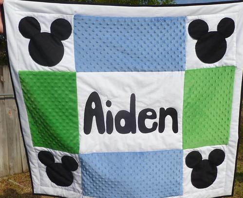 Aiden's Mickey