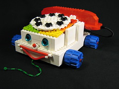 Lego Chatterphone by Proudlove