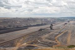 soil, road, mining, geology, landscape, badlands, infrastructure,