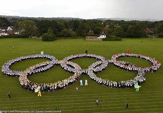 Olympic Rings George Abbot School