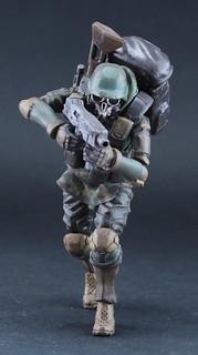 熱門兵種登場!《酸雨戰爭》海軍陸戰隊士兵人偶 Acid Rain Marine Infantry Figure