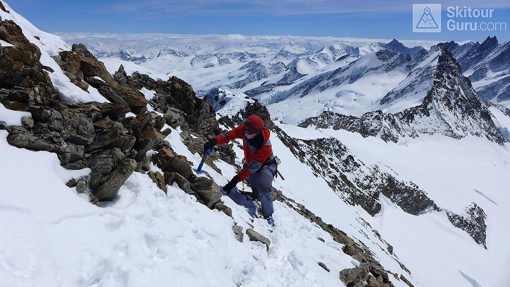 Rosenhorn (day 5, h.r. Swiss Glacier) Berner Alpen / Alpes bernoises Switzerland photo 09