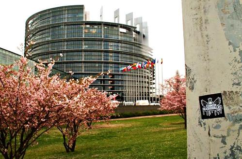 Strasbourg parlamento foto por Irs W