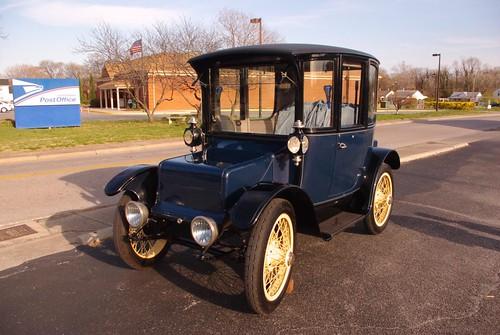 electric automobiles