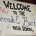 BCE Service Day at the Burke High School