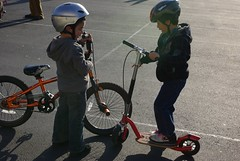 Sunnyside Bike To School Day 2011