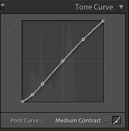 Tone Curve Variable Points