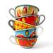 Tin Teacups by Suzanna Scott