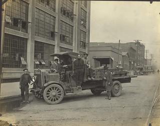 Delco Relief, Dayton, OH - 1913 Flood