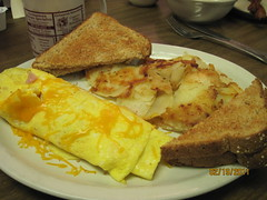 meal, breakfast, omurice, produce, food, dish, cuisine, omelette,