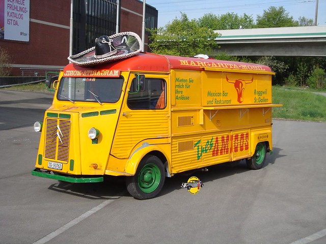 Food Truck Hy A Vendre
