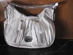 DIESEL bolso gris 4