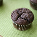 Vegan Chocolate Banana Muffins