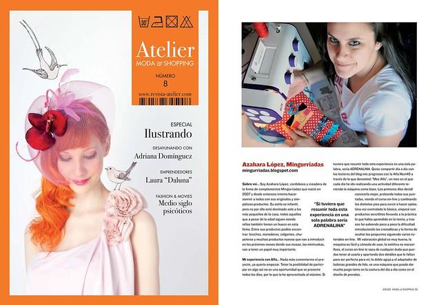 Reportaje Atelier+Alfa