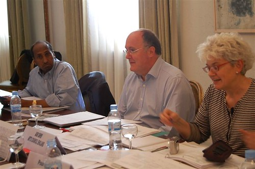 IFACCA board meeting, Madrid, September 2010