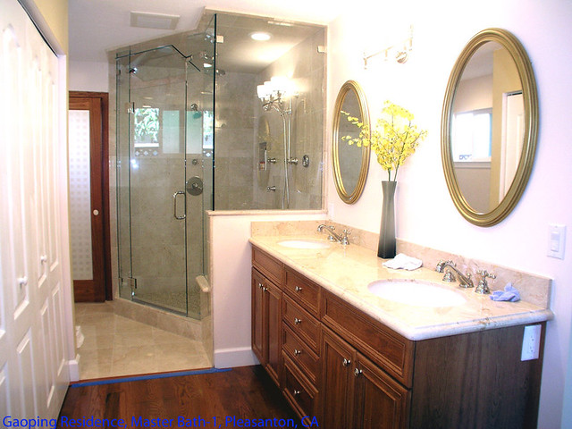 Custom Complete Bathroom Design Remodel Pleasanton Ca Flickr Photo Sharing