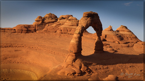Other Side of Delicate Arch