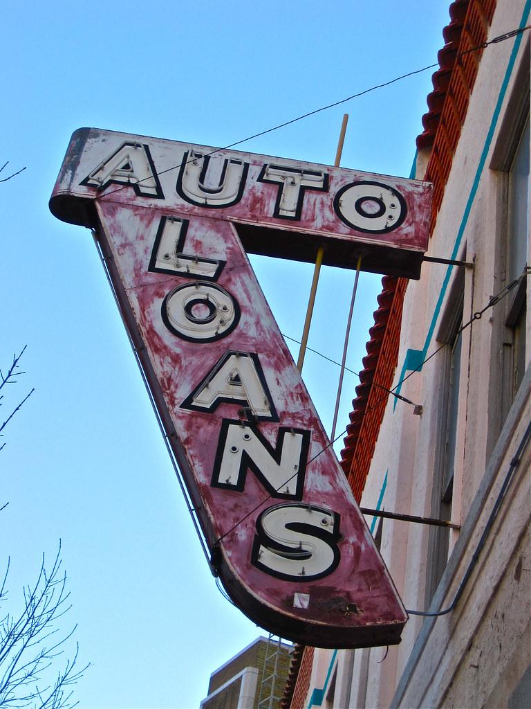 El paso car loans