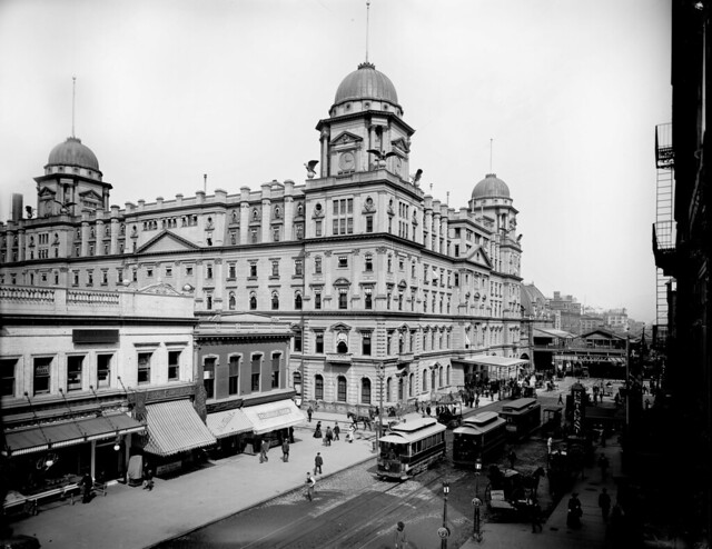 Grand Central Depot c. 1900