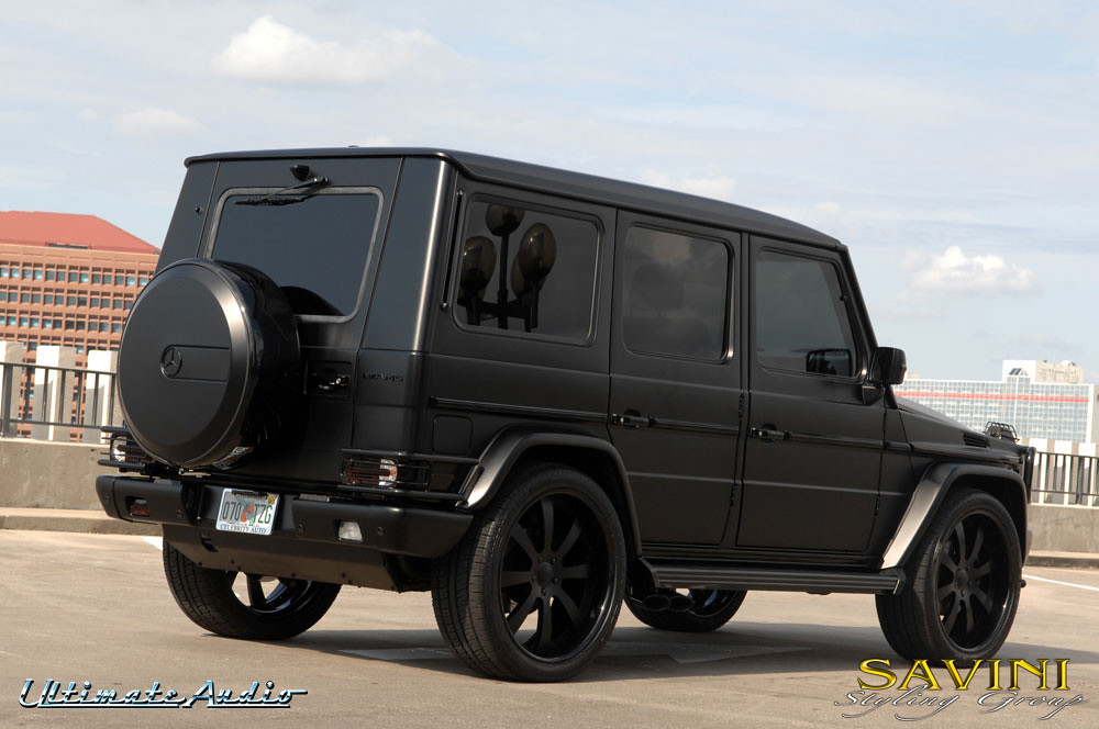 Mercedes benz forum view single post matte black for Mercedes benz matte black g wagon