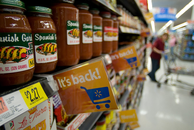 "Walmart Broadens Product Assortment and Reintroduces Items with ""It's Back!"" Tags from Flickr via Wylio"