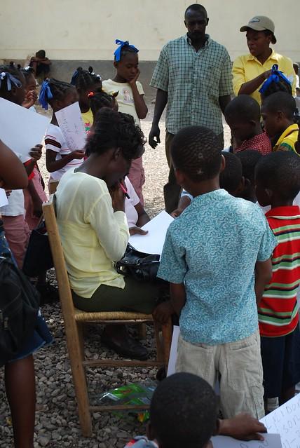 Haiti: La Hatte